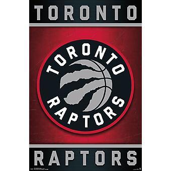 Toronto Raptors - Logo 15 Poster Poster Print