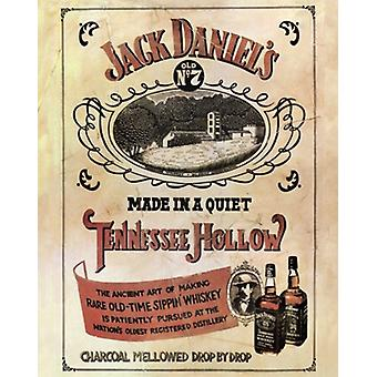 Jack Daniels - Distillery Poster Poster Print