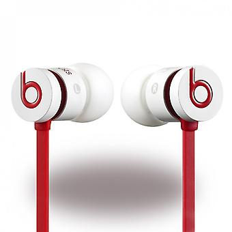 Packaging damaged beats by Dr.Dre UrBeats 2 ear headset headphone, iPhone iPod iPad - white