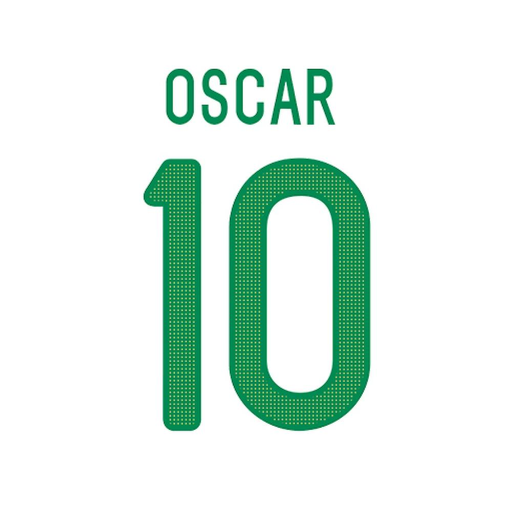 Oscar Joga Bonito T-Shirt (Yellow)