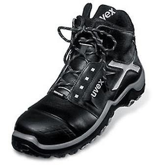 Uvex 6950.2 Size 10 Black Xenova Pro Lace -Up Safety Boots With Foam Insole