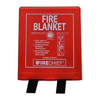 HOYLES Heavy Weight Cloth EB1010SP Fire Blanket