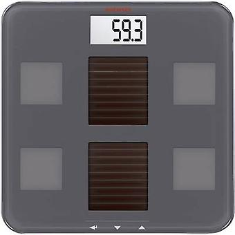Digital bathroom scales Soehnle Solar Fit Weight range=150 kg Gr