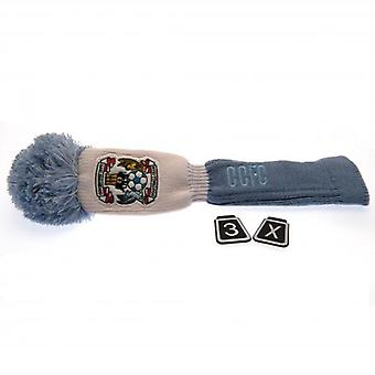 Coventry City Headcover Pompom (Fairway)
