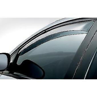 Front Wind Deflectors for Fiat BRAVA 1995-2002 Tinted