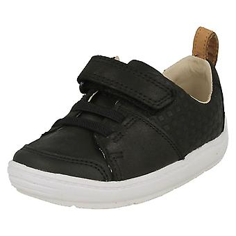 Boys Clarks Casual First Trainers Dash Racer