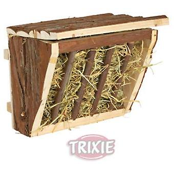 Trixie Hay Feeder with Cover (Garden , Animals , Rabbits , Mangers)