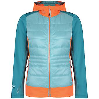 Dare 2b Womens/dames inzet geïsoleerde Hooded Hybrid Jacket jas