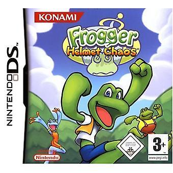 Frogger hjelm kaos (Nintendo DS)