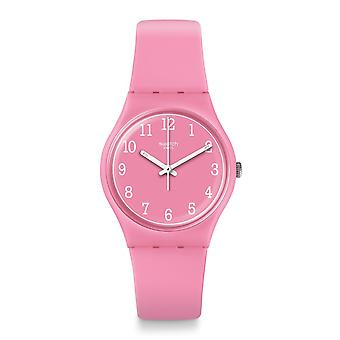 Swatch Gp156 Pinkway Silicone Watch