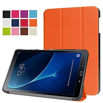 Smart Bag Orange di copertura per Samsung Galaxy tab A 10.1 T580 / T585 2016