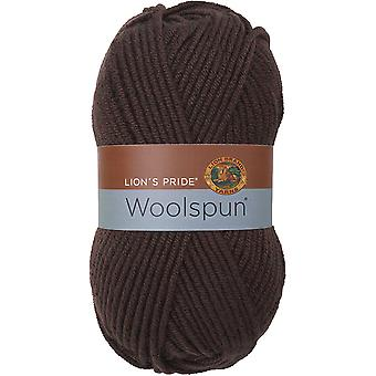 Lion's Pride Woolspun Yarn-Coffee