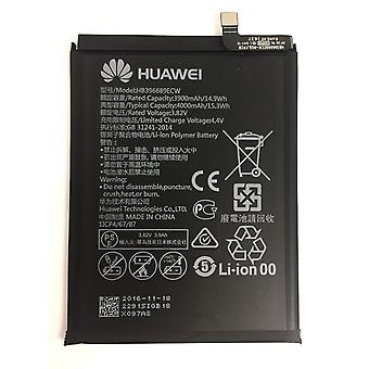 Huawei Mate 9 Pro vorderen Gehäuse LCD Lünette Rahmenplatte - weiß
