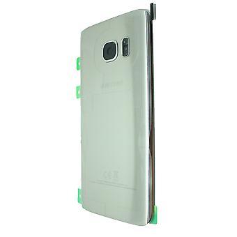 Samsung Galaxy S7 - SM-G930 - rückseitige Cover - Silber