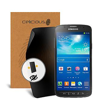 Celicious Privacy 2-Way Anti-Spy Filter Screen Protector Film Compatible with Samsung Galaxy S4 Active