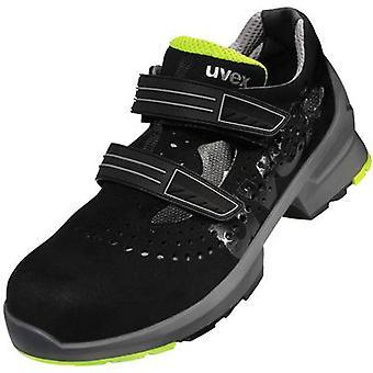 Safety work sandals S1 Size: 44 Black Uvex 1 8542844 1 pair