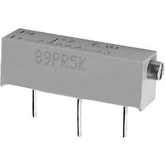 Cermet trimmer enclosed linear 0.75 W 1 kΩ