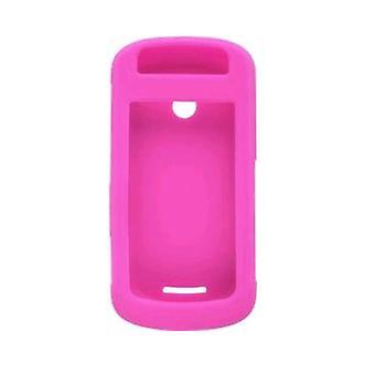 5 pack - Etui en Gel Silicone pour Motorola W835 Crush, Hot Pink