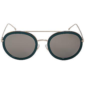 Fendi Aviator Sunglasses FF0156S V59 JO 51