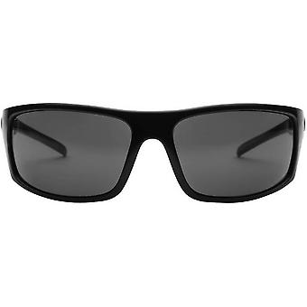 Electric California Tech One Sunglasses - Gloss Black/Polarized Grey