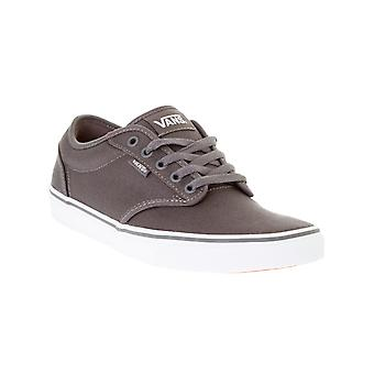Vans Canvas-Pewter-White Atwood Shoe