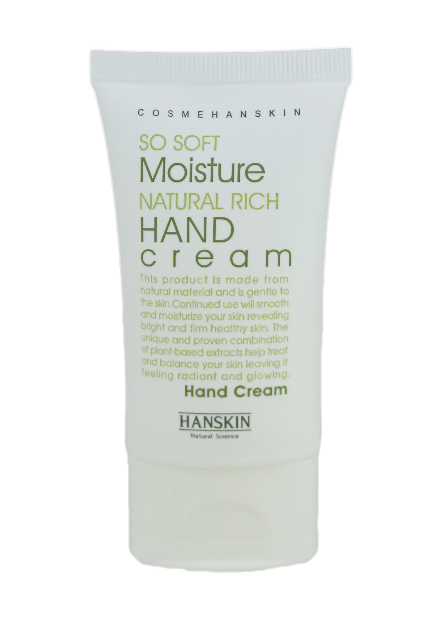 Drop New Moisture So 40g In Cream 4oz Box Water 1 Hanskin Soft Hand N8kwXPn0O