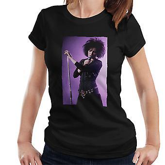 Souxsie Sioux Live Colour Women's T-Shirt