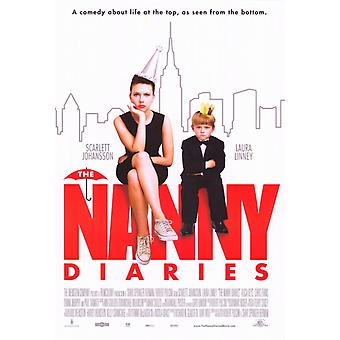 The Nanny Diaries Movie Poster (11 x 17)