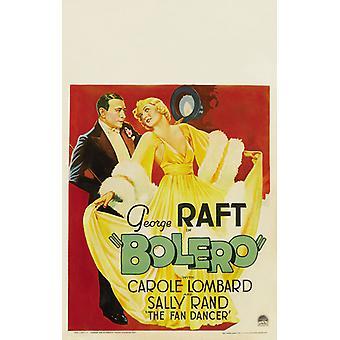 Bolero Movie Poster (11 x 17)