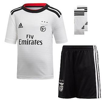 2018-2019 Benfica Adidas Away Mini Kit