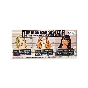 thebalm Manizer Sisters Trio