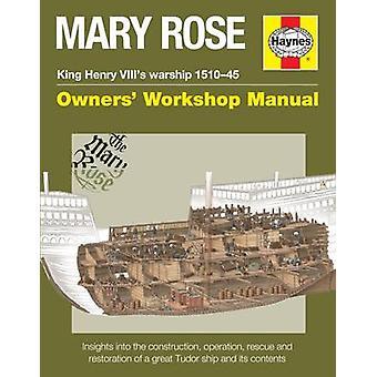 Mary Rose - kung Henrik VIII: s örlogsfartyg 1510-45 - insikter om nackdelarna