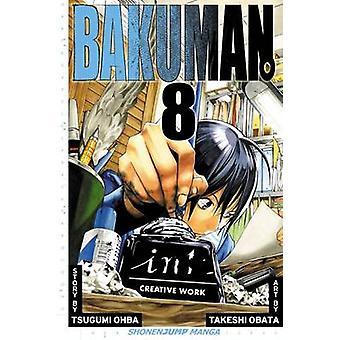 Bakuman by Tsugumi Ohba - Takeshi Obata - 9781421538891 Book