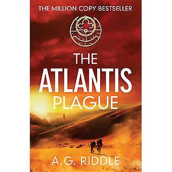 Plaga Atlantis przez A. G. Riddle - 9781784970116 książki