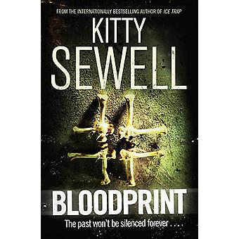 Bloodprint de Kitty Sewell - livre 9781847393104