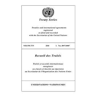 Recueil des traités 2715 par ONU - bureau des affaires juridiques - 97892