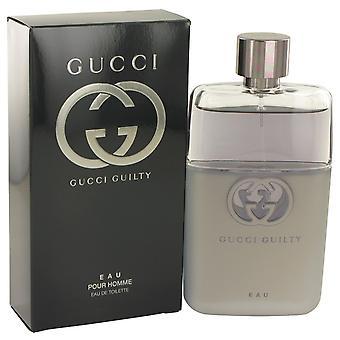 Gucci Guilty Pour Homme Eau de Toilette 90ml EDT Spray
