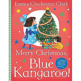 Joyeux Noël, kangourou bleu! (Kangourou bleu)