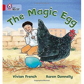 L'uovo magico: Band 2A/rosse fase 8, Bk 7 (Collins Big Cat)