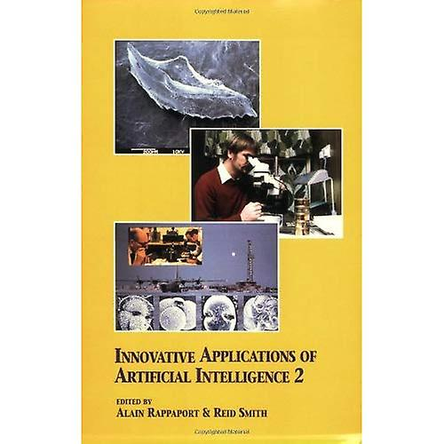 Innovative Applications of Artificial Intelligence  No. 2 (Aaai Press Copublications)