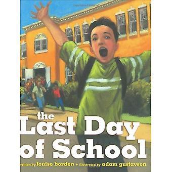 Den sista dagen i skolan