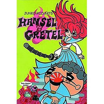 Junko Mizuno Hänsel & Gretel mit Aufkleber (Viz Graphic Novel)