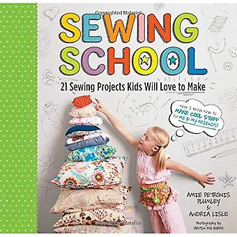 Sewing School: 24 Sewing Projects Kids Will Love to Make