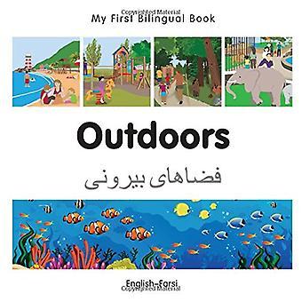 Min första tvåspråkiga bok - utomhus - Persiska-Svenska