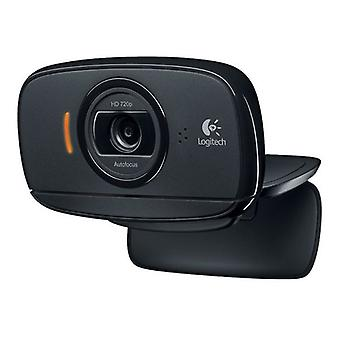 Webcam Logitech C525 HD 720 p 8 MP PC MAC schwarz