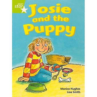 Josie and the Puppy: Phonic Opportunity Green Level (Rigby Star Guided)