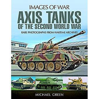 Achse-Panzer des zweiten Weltkrieges