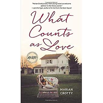 What Counts as Love (Iowa short fiction award)