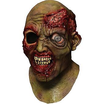 Wanderin Zombie digitale Augenmaske für Halloween