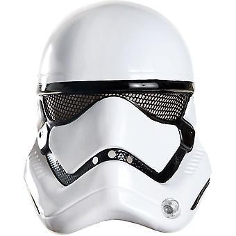Stormtrooper 1/2 maske For voksne